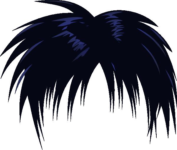 Clip Art Hair Clipart hair clip clipart kid anime art at clker com vector online royalty