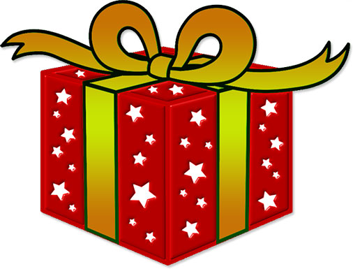Wrapped Birthday Presents Clipart - Clipart Kid
