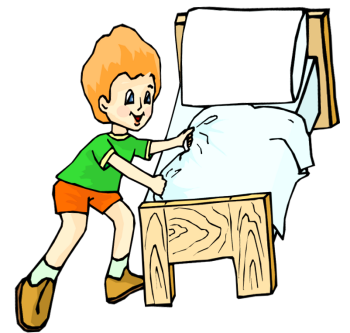 Make Your Bed   Easy Way A Blog For Children October 2012. Make Your Bed Clipart   Clipart Kid