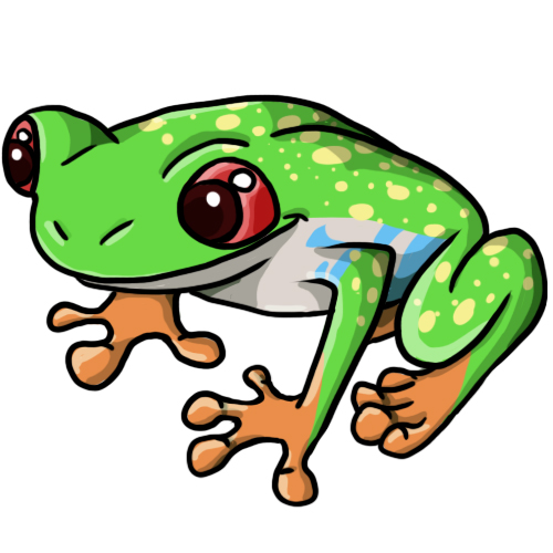 Free Frog Clip Art To Download  Frog 16