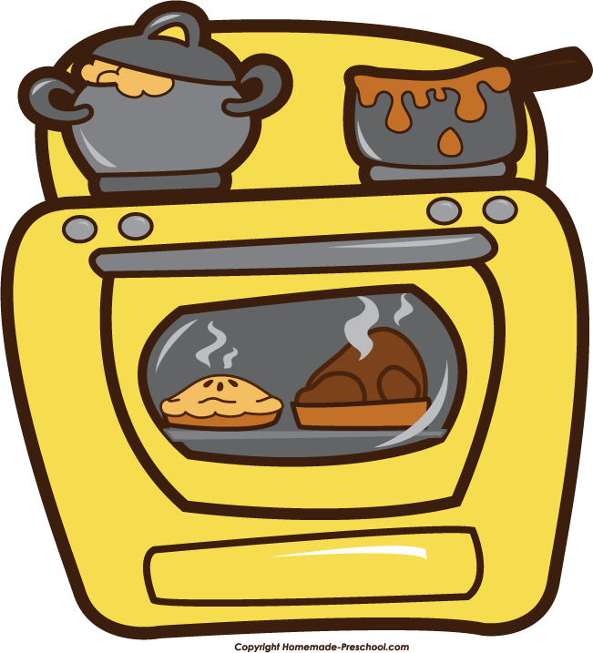 Home Free Clipart Thanksgiving Clipart Thanksgiving Oven
