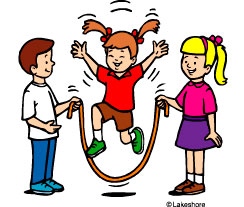 Long Jump Rope Clipart - Clipart Kid