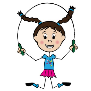 Clip Art Jump Rope Clip Art jump rope clipart kid clip art best