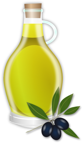 Olive Oil Cartoon Clipart - Clipart Kid