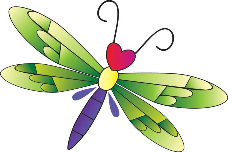 Clip Art Dragonfly Clip Art drawing dragonfly clipart kid painting dragonflies and the color turquoise art with heart