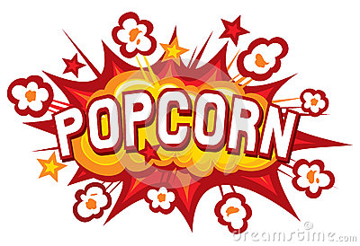 Popcorn Bowl Clipart   Clipart Panda   Free Clipart Images