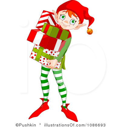 Rf  Christmas Elf Clipart