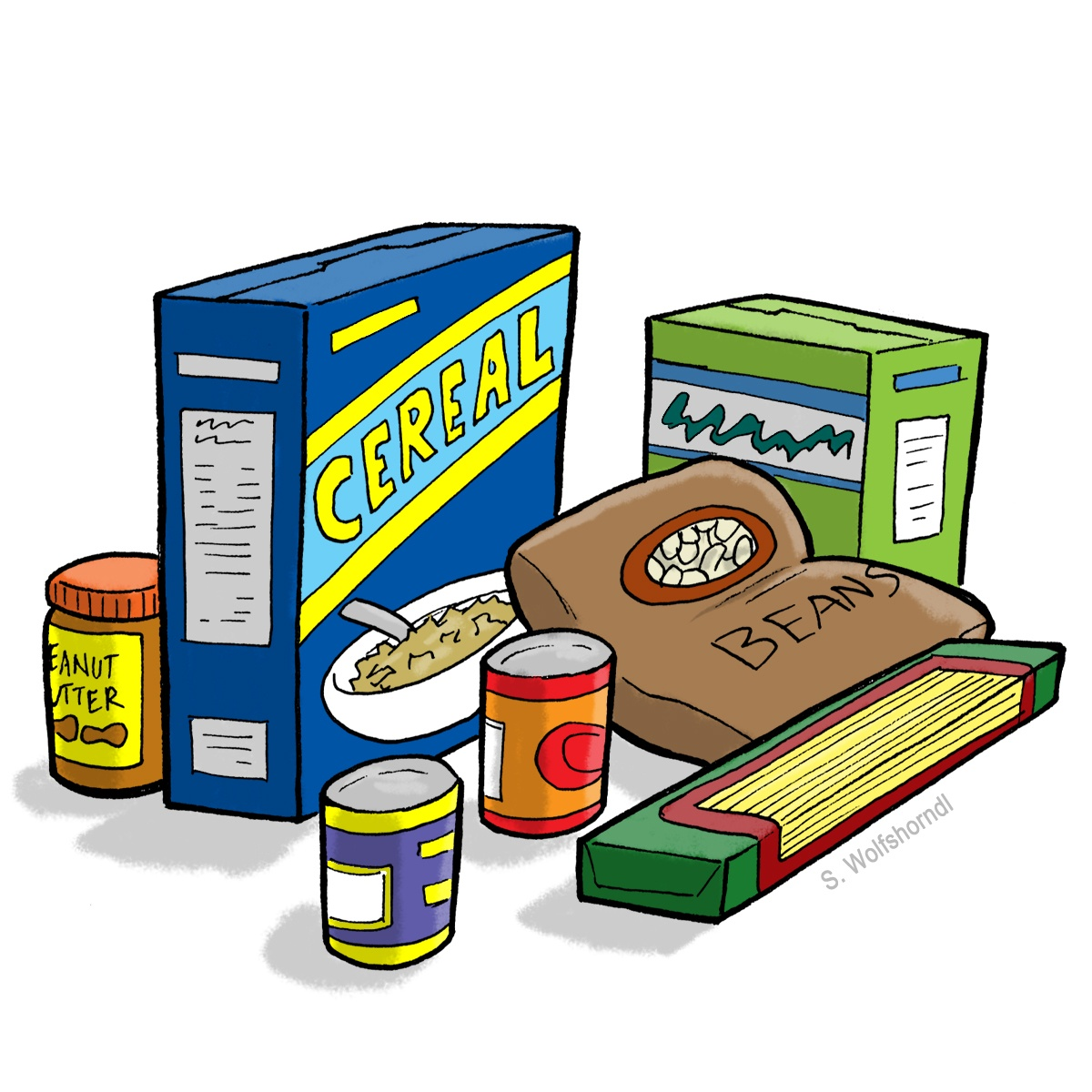 83 Images Of Food Pantry Clipart   You Can Use These Free Cliparts For