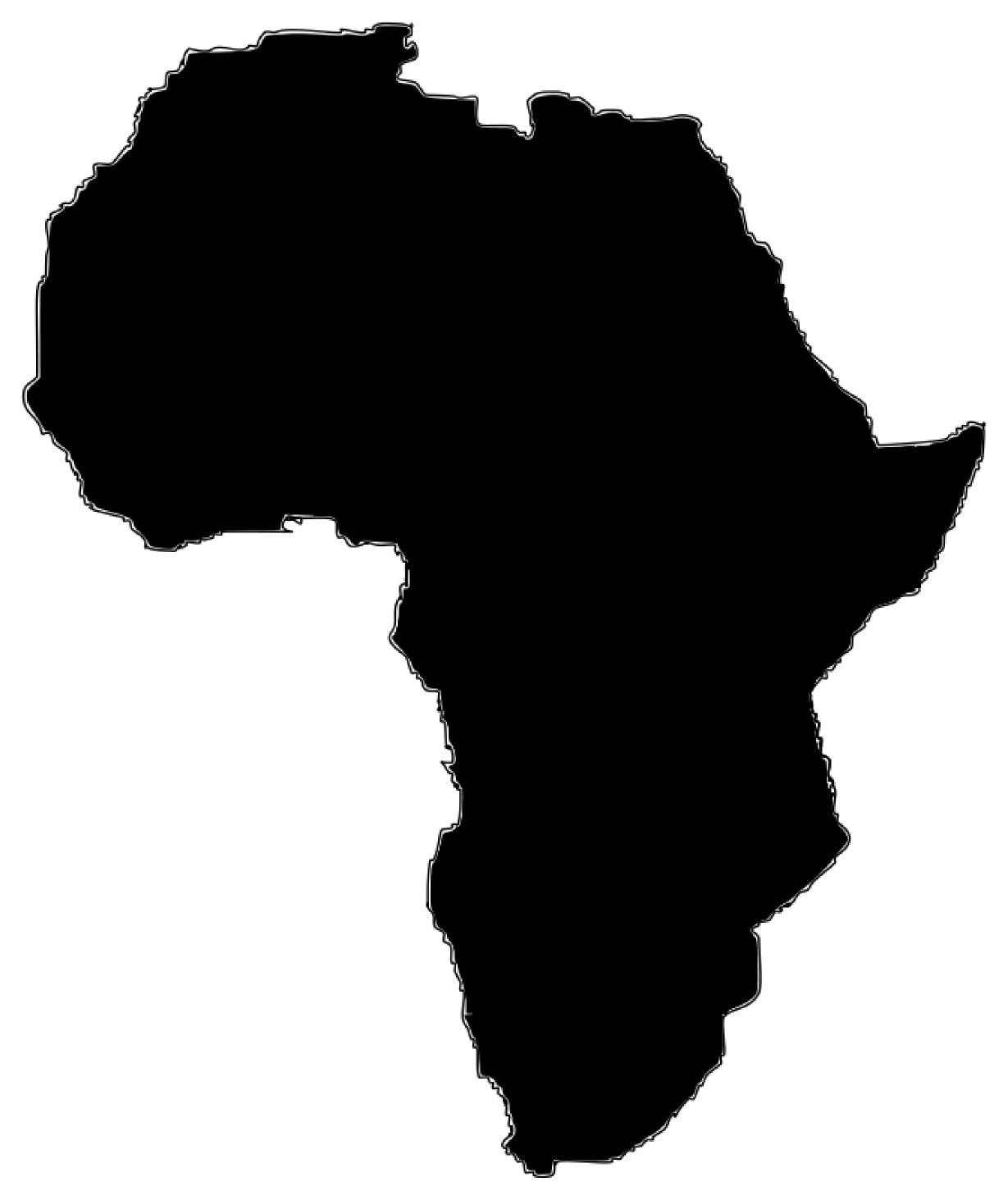 Africa Clipart - Clipart Kid