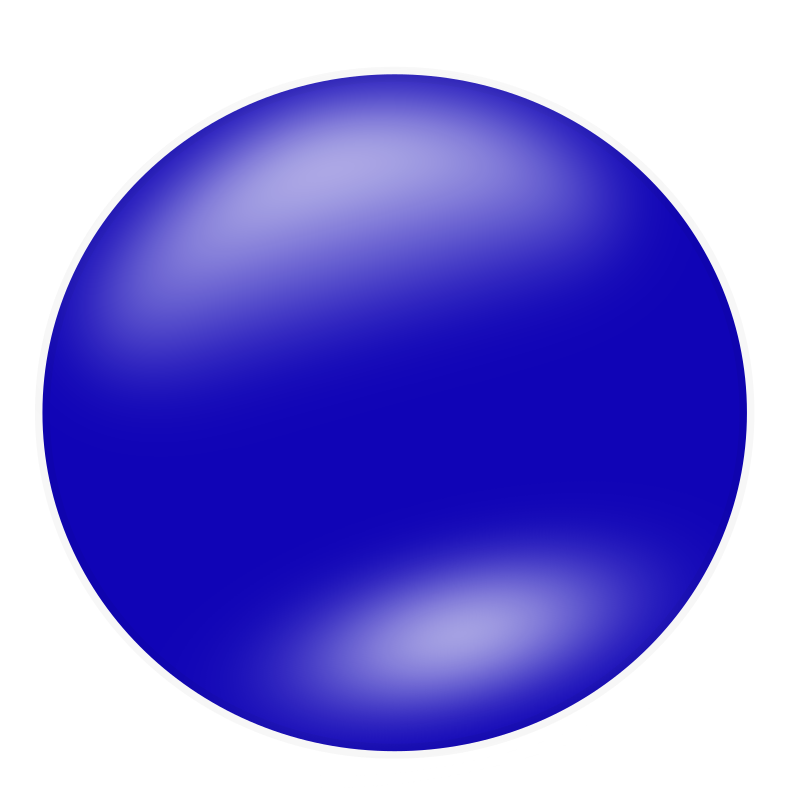 Blue Circle By Nlyl   A Blue Circle  Inspired By Molumen S