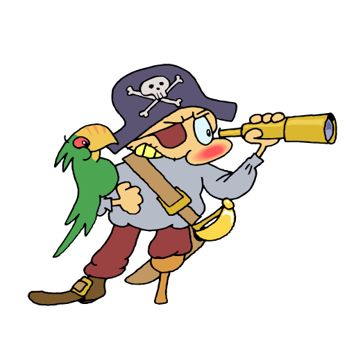 Free Pirate Clipart - Clipart Kid