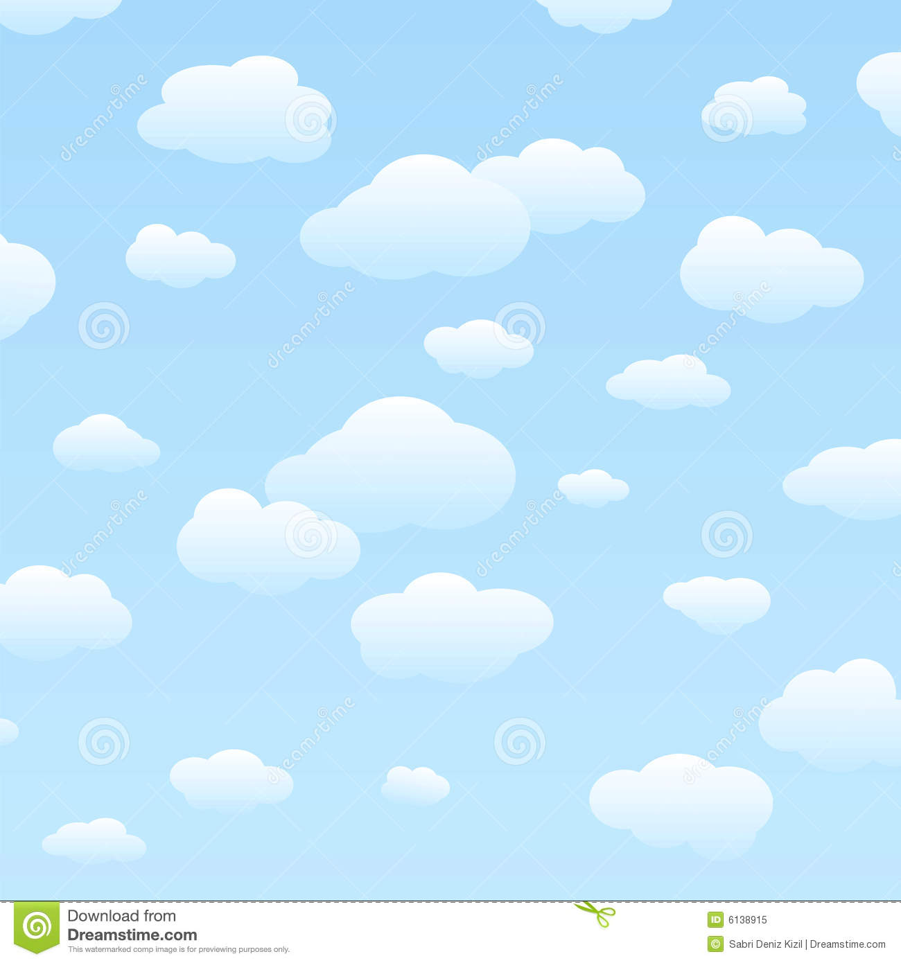 cloud clipart background - photo #41