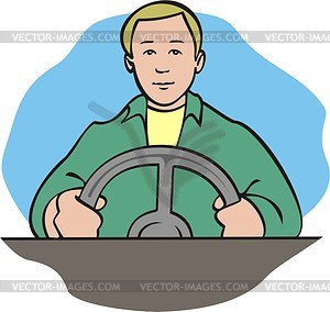 New Driver Clipart - Clipart Kid