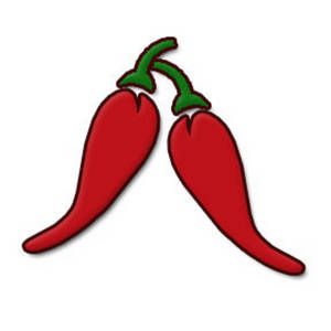 Free Clip Art Chili Pepper Image   Greensboro Farmers Curb