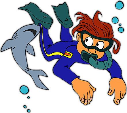 Free Scuba Diving Gifs   Diving Animations   Clipart