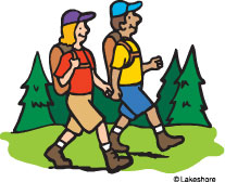 Hiking Clip Art At Lakeshore Learning