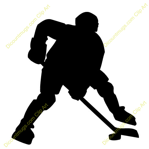 Clip Art Hockey Player Clipart hockey player clipart kid clip art images panda free images
