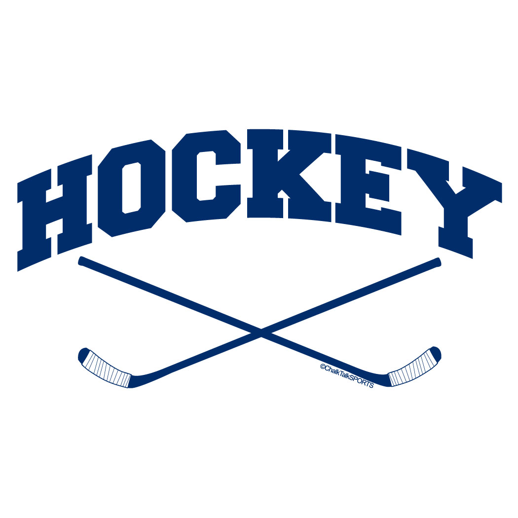 Hockey Stick Free Clipart - Clipart Kid