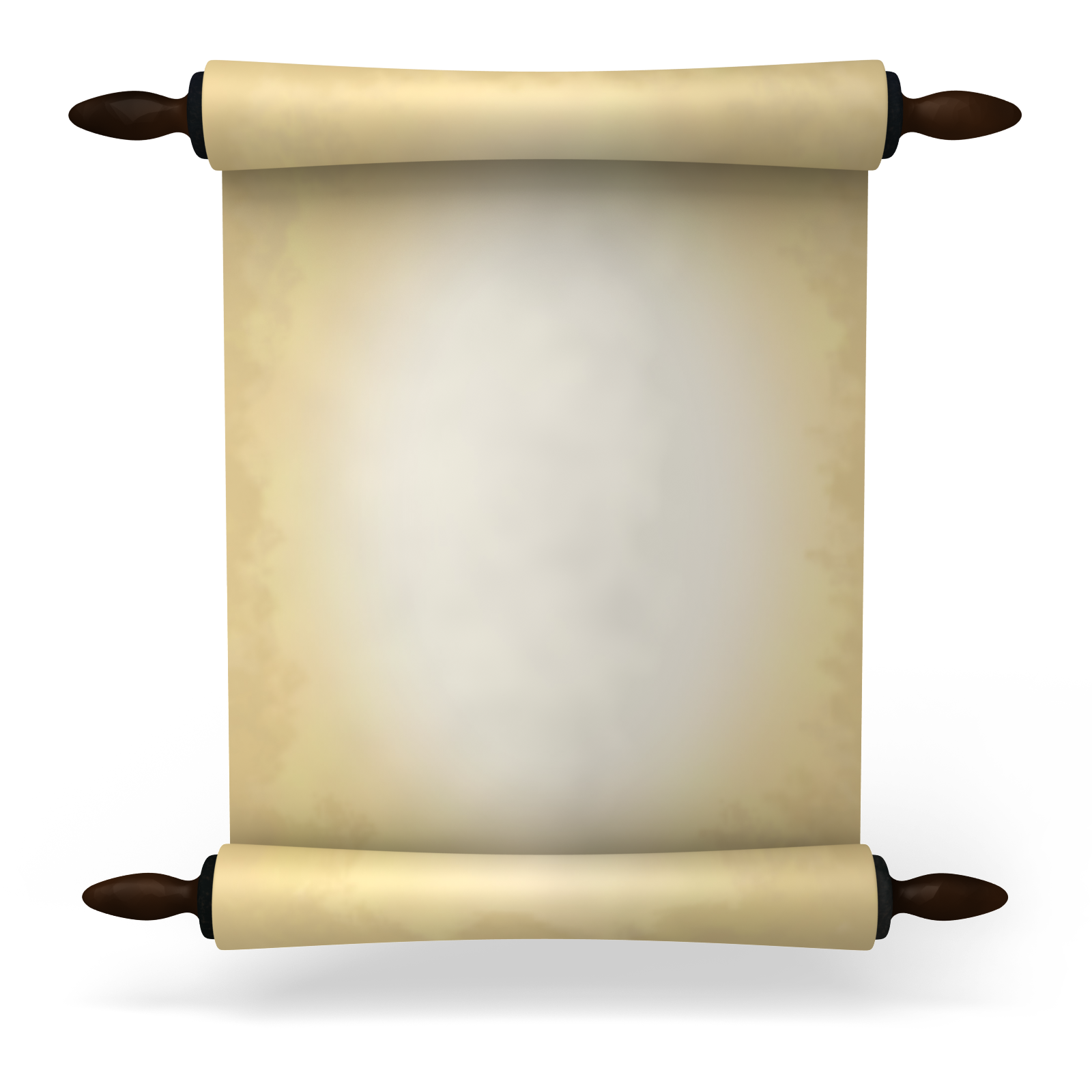 Blank Scroll Clipart - Clipart Suggest
