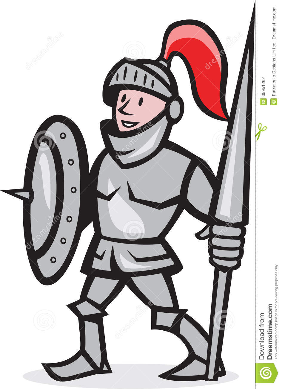 Knight Clipart - Clipart Kid