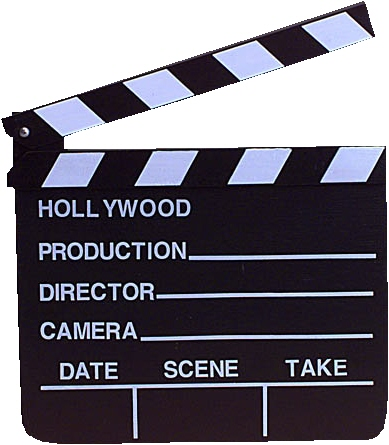 Lights Camera Action Clip Art   Clipart Best