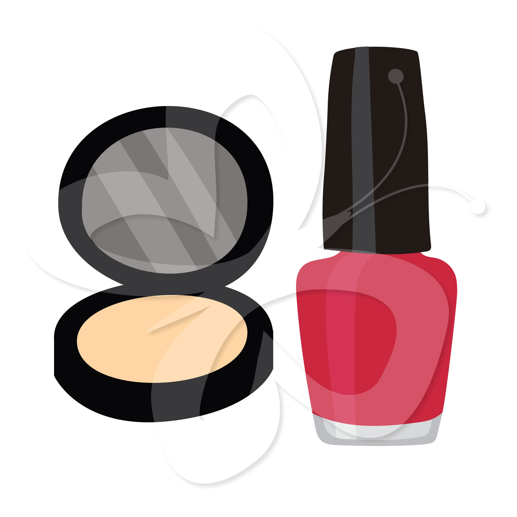 Makeup Clipart Set 04