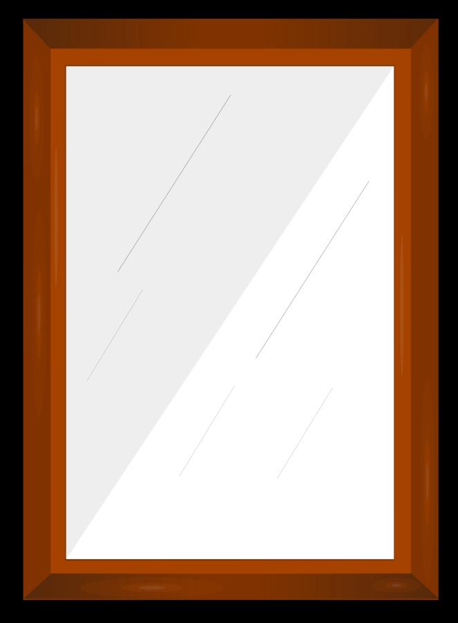 Mirror Frame Svg Vector File Vector Clip Art Svg File Clipartsfree