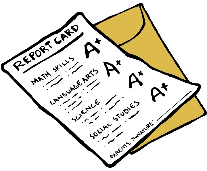 Clip Art Report Card Clipart school report card clipart kid mr stahl s kindergarten cards