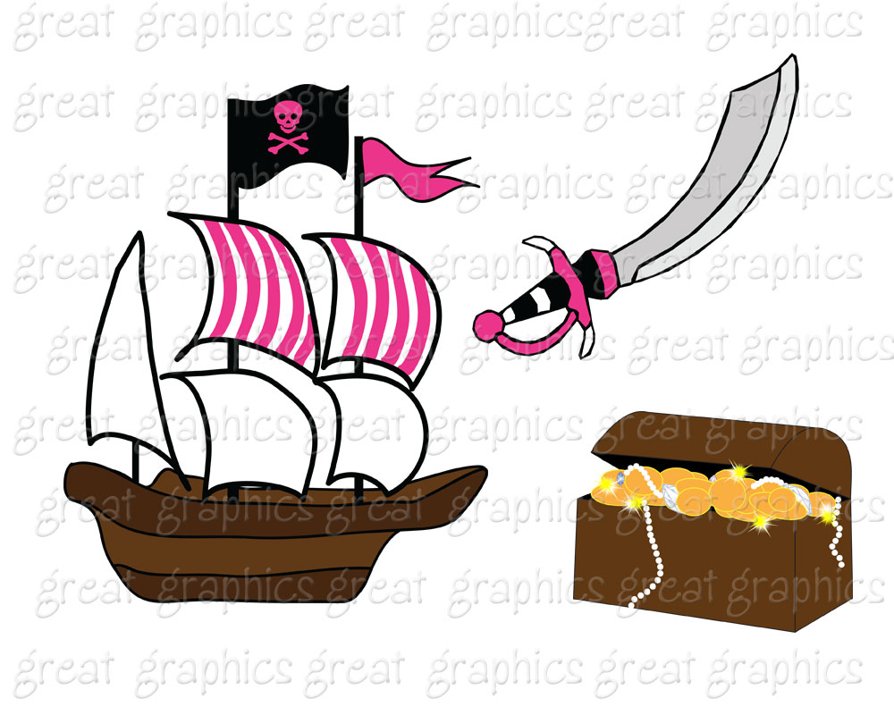 Pirate Clipart Pirate Clipart