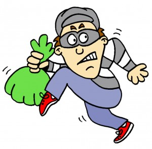 Robber  Clipart Pictures