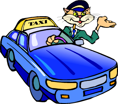 Taxi Driver Clipart - Clipart Kid