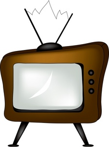 Television Clip Art Images Television Stock Photos   Clipart