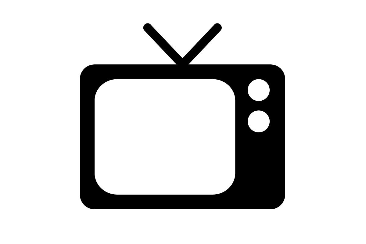 Television Clip Art Png Old Tv Png Image