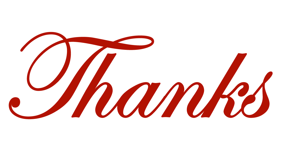 Thank You Clip Art Free   Clipart Panda   Free Clipart Images
