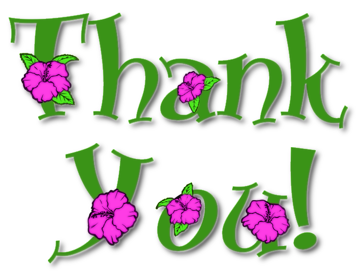 Thank You Flowers Clipart   Clipart Panda   Free Clipart Images