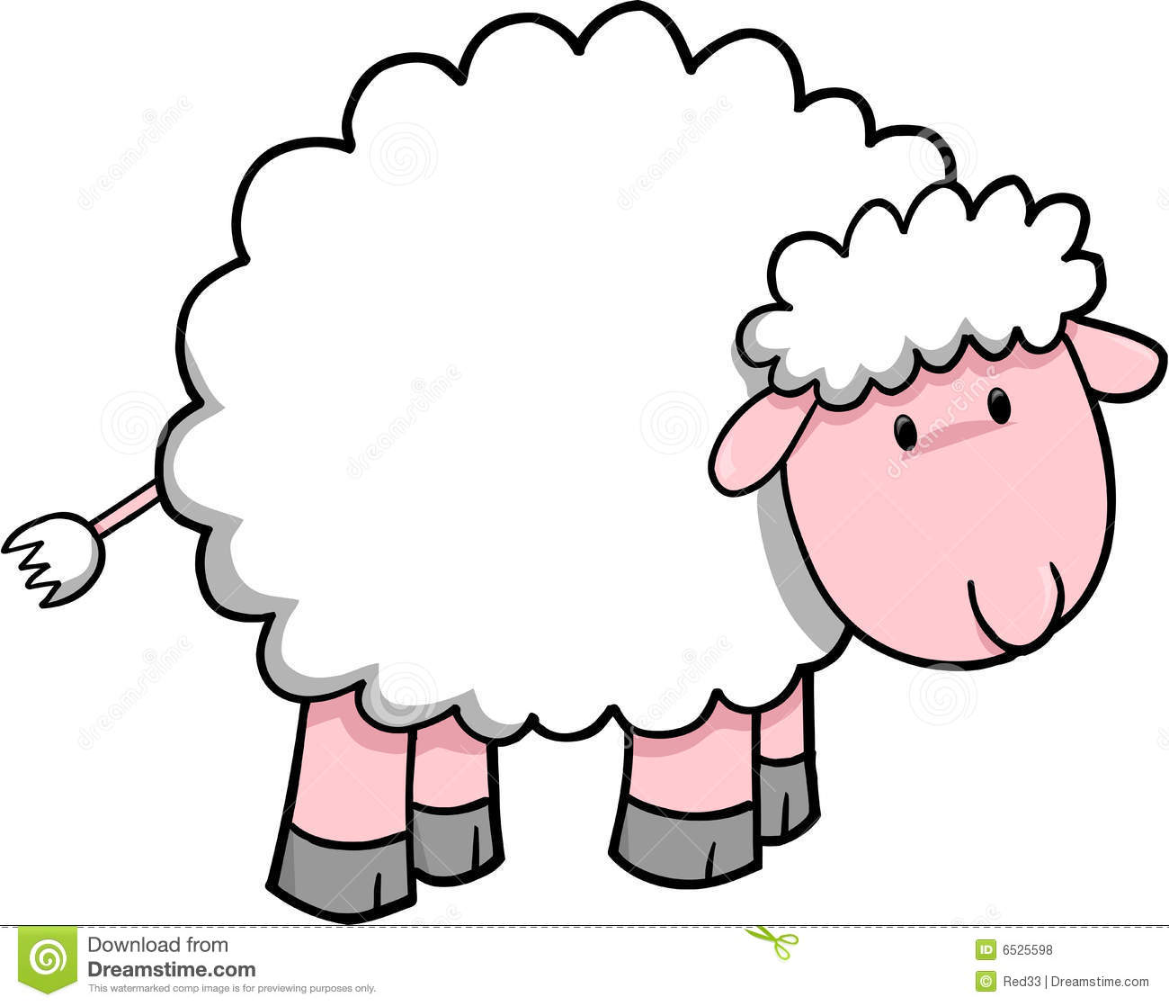 Clip Art Sheep Clipart baby sheep clipart kid fun timewebsite clipart