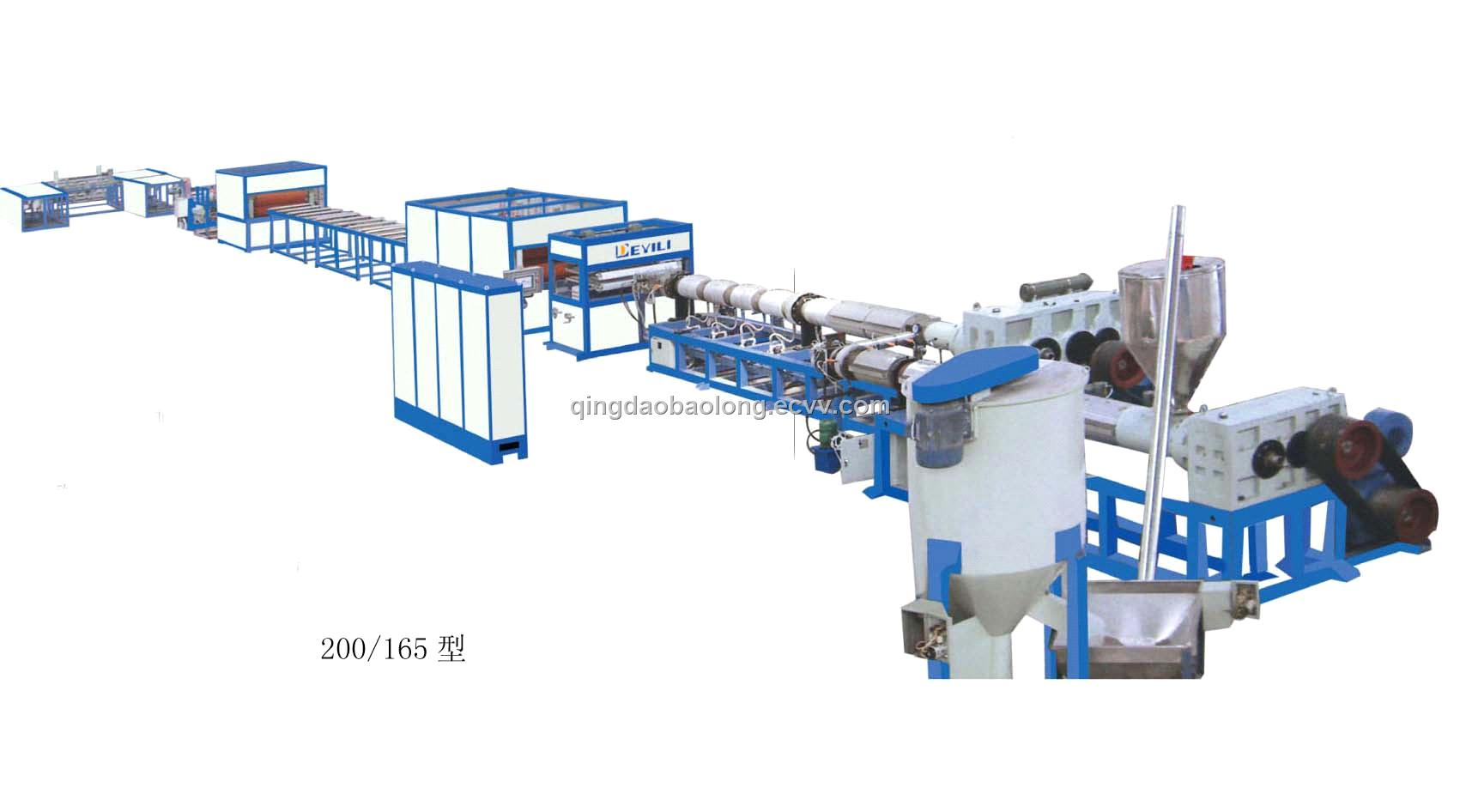 Clipart Production Line Foam Plate Production Line