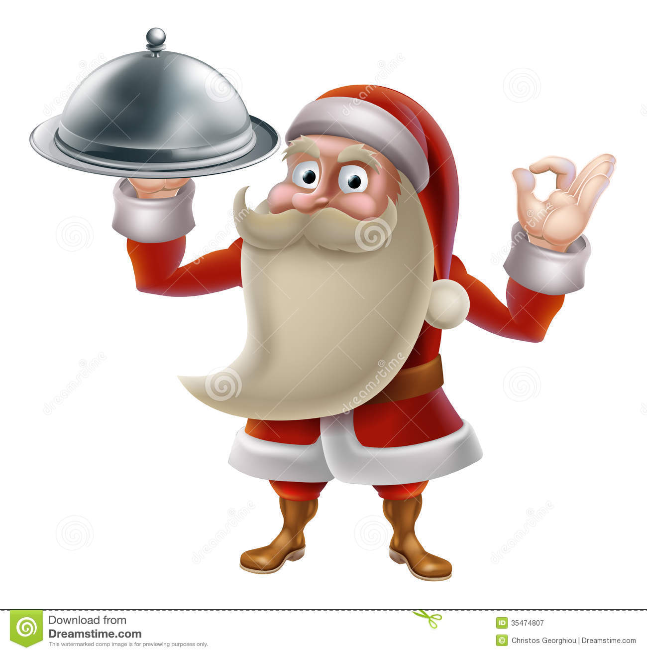 clipart christmas dinner pictures - photo #19