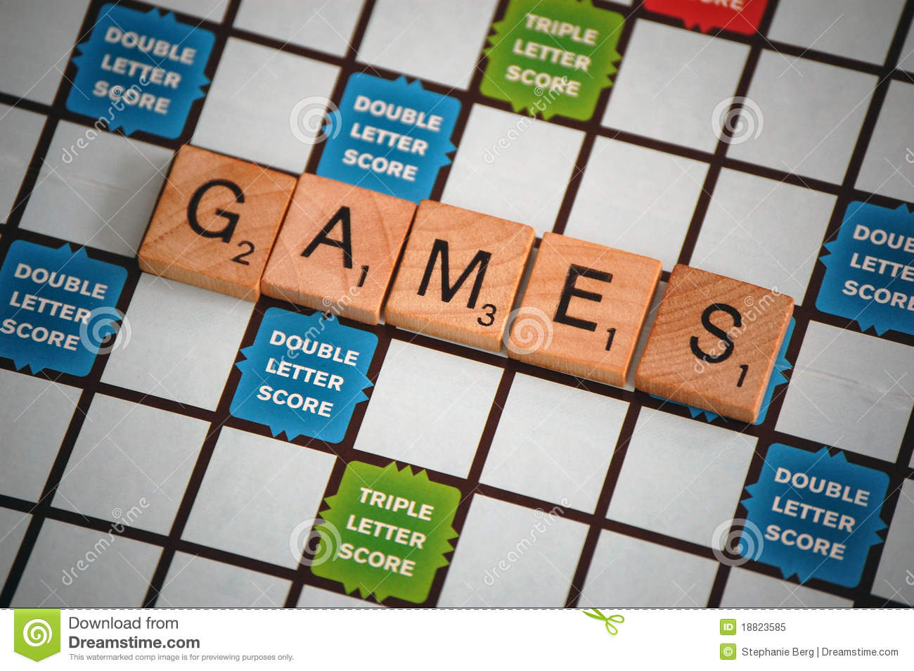 game of scrabble with word games
