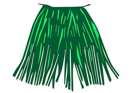 clip art skirt Long