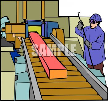 Production Line Clipart