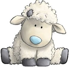 Baby Sheep Clipart - Clipart Kid