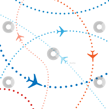 Air Travel Clip Art