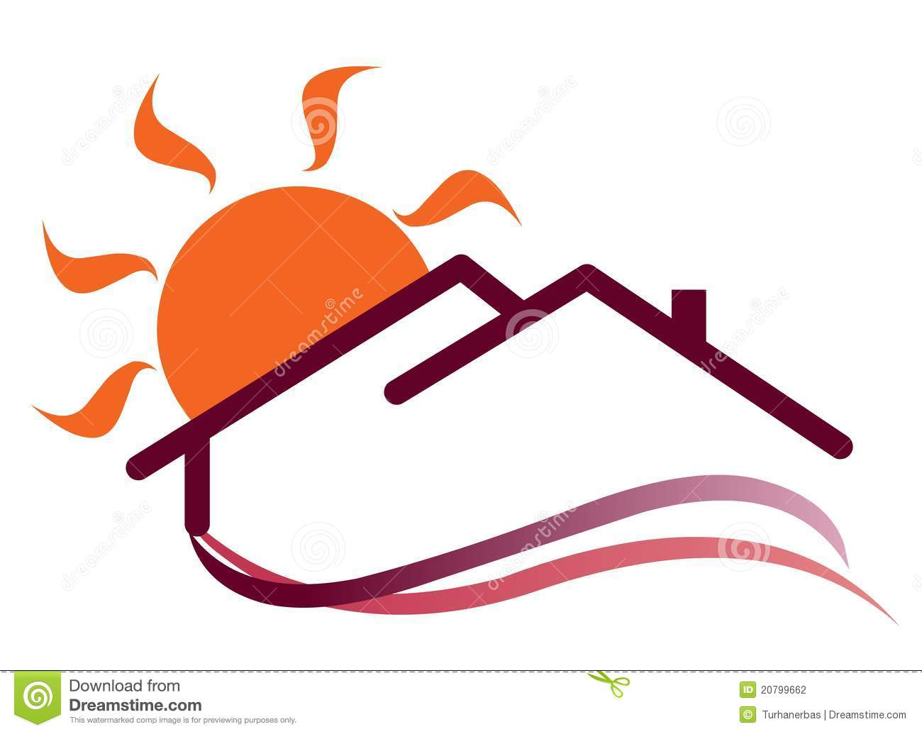 House Logo Clipart - Clipart Suggest