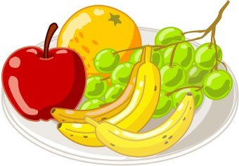 Healthy Plate Of Food Clipart   Clipart Panda   Free Clipart Images