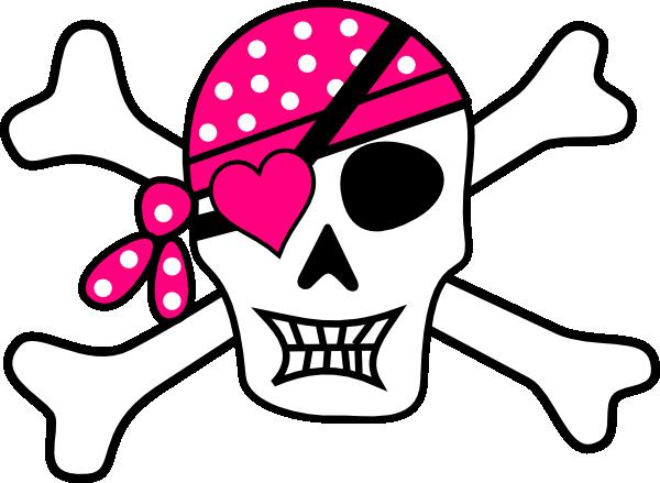 Girl Skull Clipart - Clipart Kid