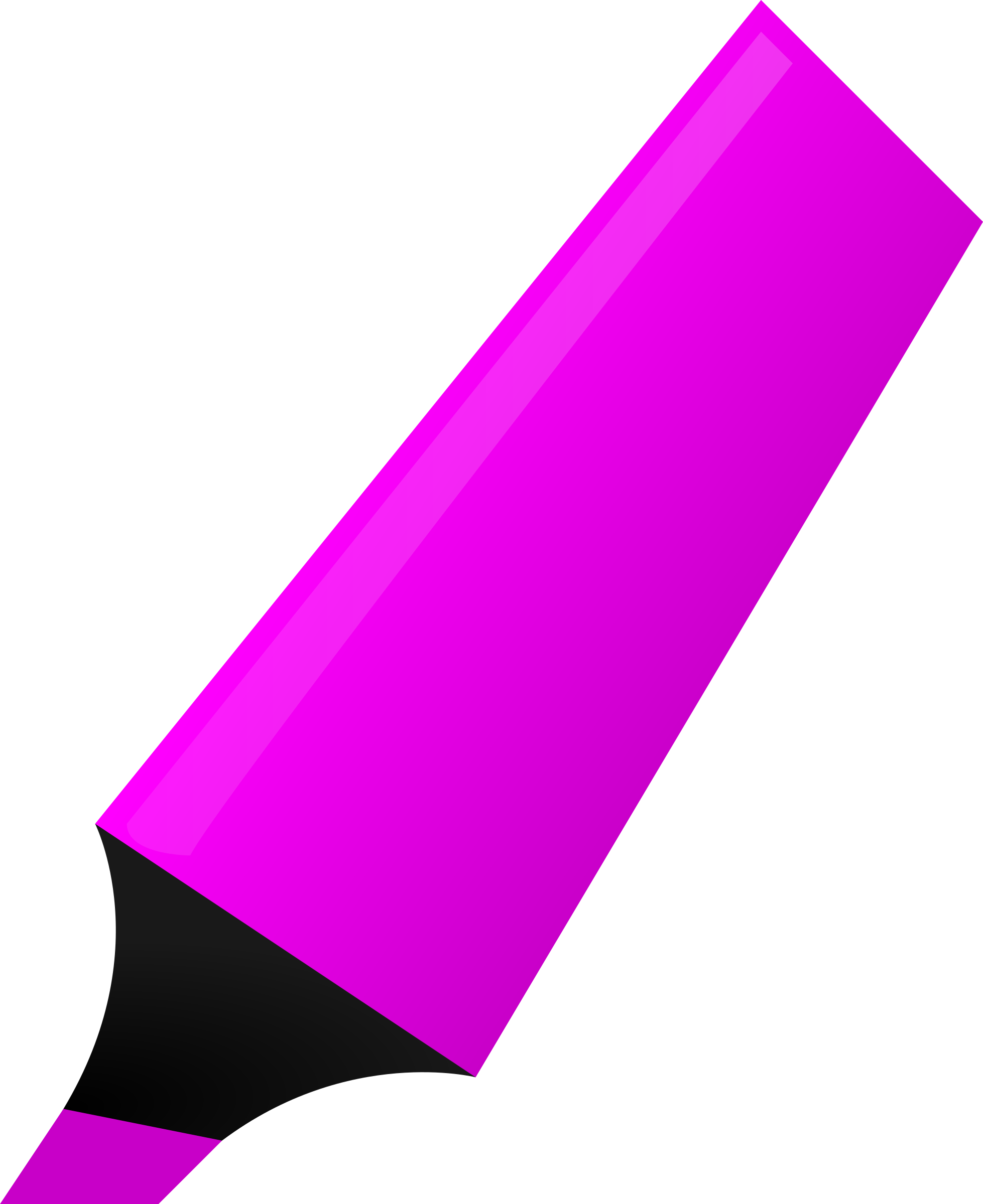 Purple Highlighter #Z9BuDZ - Clipart Kid
