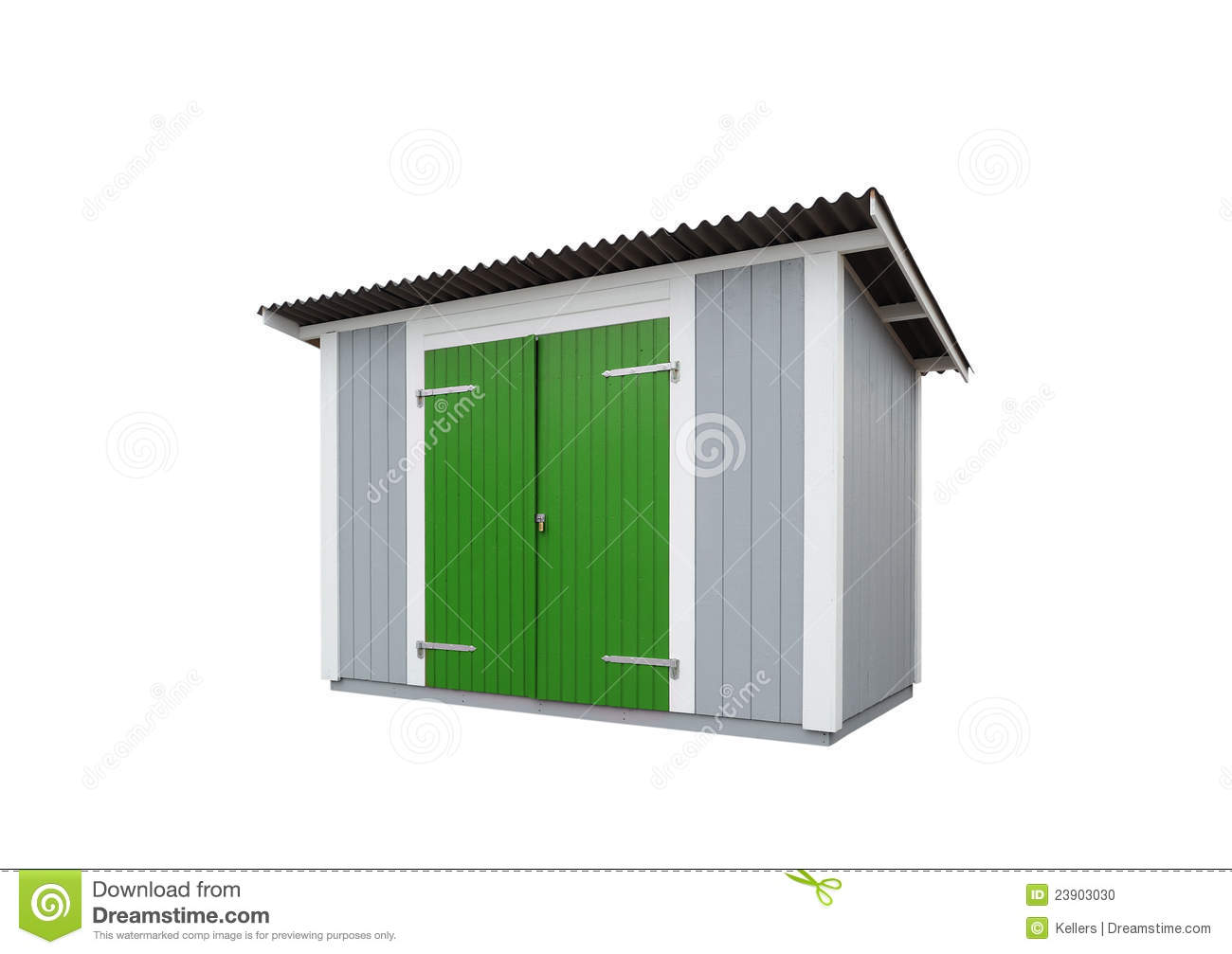 Storage Shed Clipart Garden Shed