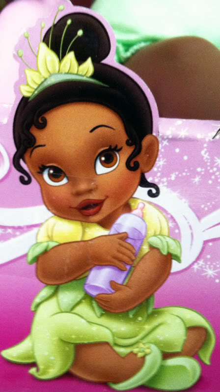 Baby tiana clipart clipart suggest - Princesse disney bebe ...