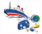 Bon Voyage Clip Art #eW7n1d - Clipart Kid